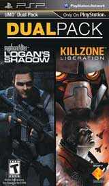 Syphon Filter Logan's Shadow / Killzone Liberation Dual Pack