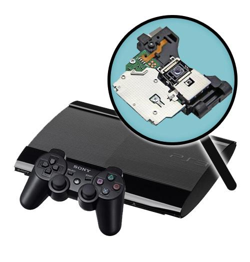 PlayStation 3 Super Slim Repairs: Laser Pickup Replacement Service
