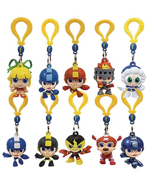 Mega Man Figure Hangers
