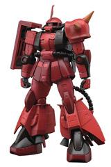 Mobile Suit Gundam  MSV MS-06R-2: Johnny Ridden's Zaku II RG 1/100 Model Kit