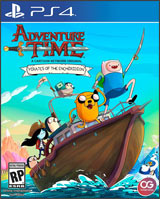 Image PS4 Adventure Time: Pirates of the Enchiridion