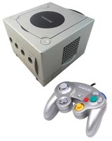 Nintendo GameCube Platinum Refurbished System - Grade A