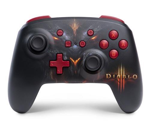 Nintendo Switch Wireless Controller: Diablo III