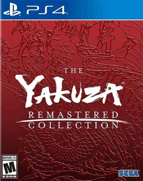 Yakuza Remastered Collection Standard Edition