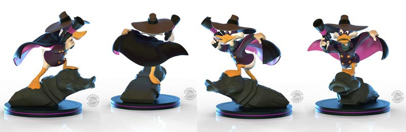 Disney Darkwing Duck QFig extra img
