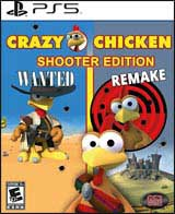 Crazy Chicken Shooter Edition