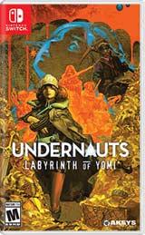 Undernauts: Labyrinth Of Yomi