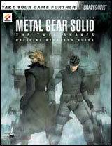 Metal Gear Solid: Twin Snakes Official Strategy Guide