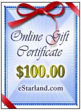 Online Gift Certificate $100