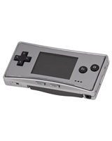 Nintendo Game Boy Micro Silver