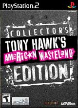 Tony Hawk's American Wasteland Collectors Edition