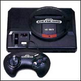 Sega Genesis Fighting System
