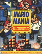 Mario Mania Nintendo Player's Guide