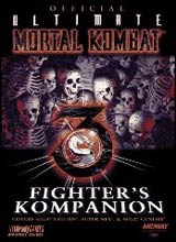 Ultimate Mortal Kombat 3 Official Fighter's Kompanion Guide