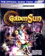 Golden Sun: The Lost Age Official Nintendo Player's Guide