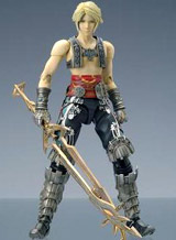 Final Fantasy XII Play Arts Vaan Action Figure