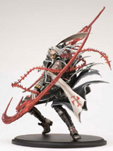 Trinity Blood: Abel Nightroad PVC Figure