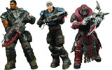 Gears of War 7 inch Action Figure Series 2 Set
