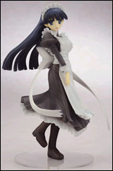To Heart 2 - Another Days: Yuki Kusakabe Maid Statue