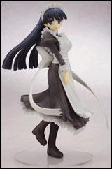 To Heart 2 - Another Days: Yuki Kusakabe Maid Statue