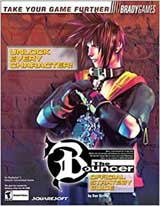 Bouncer, The Official Strategy Guide Book