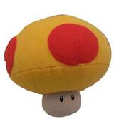 Super Mario 6 Inch Super Mushroom Plush