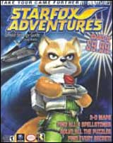 Star Fox Adventures Official Strategy Guide Book