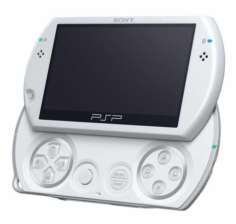 Sony PSP Go System (White)