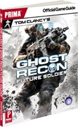 Ghost Recon Future Solider Official Guide
