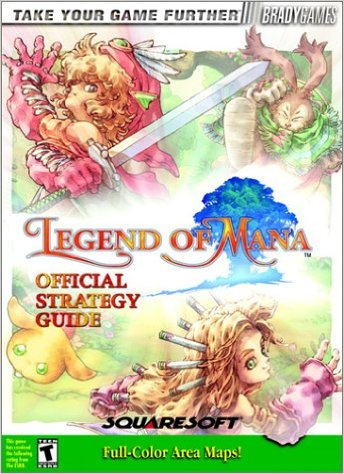 Legend of Mana Official Strategy Guide