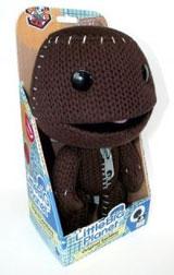 LittleBigPlanet 10 Inch Sackboy Plush