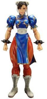 Street Fighter IV PlayArtsKai Chun-Li AF