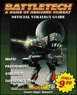 BattleTech Official Strategy Guide