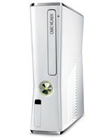 Microsoft Xbox 360 Slim 4GB Console White