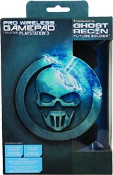 PlayStation 3 Ghost Recon: Future Soldier Pro Wireless GamePad