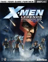 X-Men Legends Official Strategy Guide