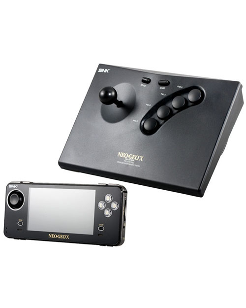 Neo Geo X Gold Limited Edition Console