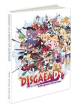 Disgaea D2: A Brighter Darkness Official Strategy Guide