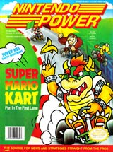 Nintendo Power Volume 41: Super Mario Kart