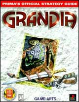 Grandia Official Strategy Guide