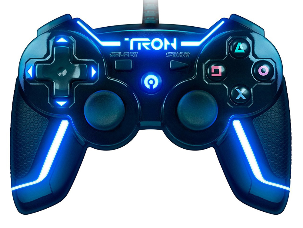 PlayStation 3 Tron Collector's Edition Wired Controller