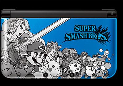 SSB4 3DS XL