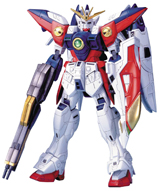 Gundam Wing Gundam Zero 1/100 Scale HG Model Kit