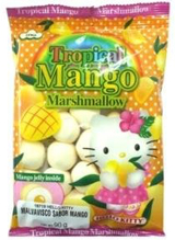 Hello Kitty Tropical Mango Marshmallow 3.1oz