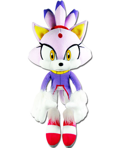 Sonic the Hedgehog Blaze 10 Inch Plush