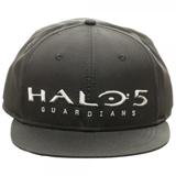 Halo 5 Lenticular Logo Honeycomb Flatbill Cap