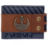 Star Wars Rogue One Rebel Snap Bi-Fold Wallet