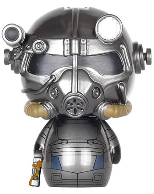 Dorbz Fallout Power Armor Vinyl Figure