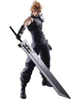 Final Fantasy VII Play Arts Kai Cloud Strife Action Figure