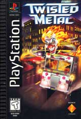 Twisted Metal Long Box Version